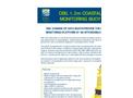 OSIL - Model 0.6m - Inshore Monitoring Buoy Brochure