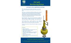 OSIL - Oil Spill Monitoring Buoys Brochure