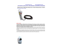 Model EPL-SL-10 - Explosion Proof String Lights Brochure