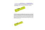 Model EXP-LED-FX2 - Dual Beam LED Flashlight  Brochure
