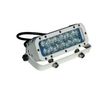 Larson Electronics - Model LEDLB-12ET-IR LED - Infrared LED Light Emitter on Trunnion Mount - Extreme Environment