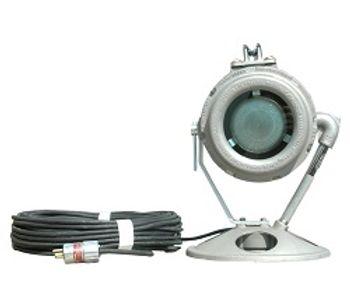 Larson Electronics - Model EPL-PM-1X300-100 - Explosion Proof Metal Halide Light