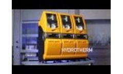 HYDROTHERM Completely automated acid hydrolisis unit made by C. Gerhardt Germany