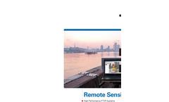 Remote Sensing High Performance FT-IR Systems - Brochure