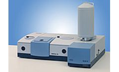 Model RAM II FT - Infrared, Near Infrared and Raman Spectroscopy