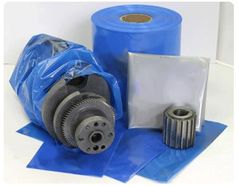 VCI films offer barrier packaging with effective corrosion protection