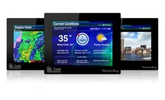 "Model 15"" - LCD Weather Display"