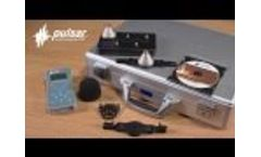 Noise Dosimeter doseBadge System from Pulsar - YouTube - Video