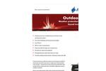 Pulsar WK1 and WK2 - Outdoor Monitoring Kit - Datasheet