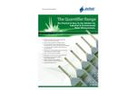 Pulsar Quantifier Range - Sound meters - Datasheet