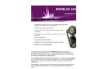 Pulsar Model 105 & 106 - Calibreurs Acoustiques - Datasheet (Francais)