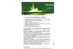 Pulsar Modele 14 - Digital Sound Level Meter - Datasheet (Francais)