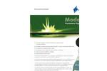 Pulsar Model 14 - Digital Sound Level Meter - Datasheet (Italian)