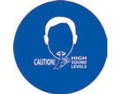 Interactive noise warning signs
