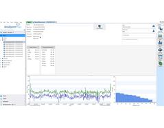 Pulsar AnalyzerPlus Software for noise measurement analysis