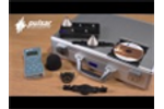 Capturing exposure to noise levels with Pulsar personal noise dosemeter