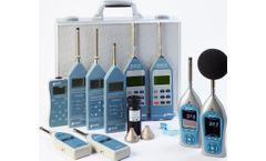 Pulsar Instruments - Noise Meter & HAV Meter Hire Services