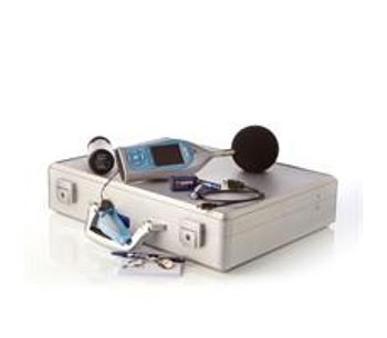Professional Decibel Meter Class 2-1