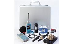 Pulsar - Occupational Noise Measurement Safety Kit