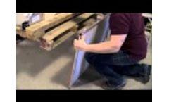 V8 Pillow Installation Video