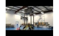 Dynamic V8 Air Cleaning System Earthquake Simulation Video