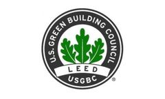 Air cleaning system for the green buildings (LEED)