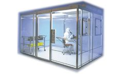 Air cleaning system for the pharma/clean mfg