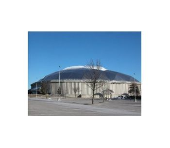 Air cleaning system for the sports facilities - Manufacturing, Other