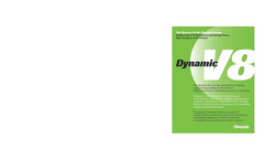Dynamic - Model V8 - Air Cleaning System Brochure