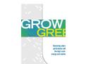 Dynamic - Grow Green Brochure