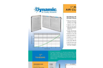 Dynamic - 1 Panel Air Cleaners - Brochure
