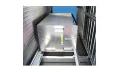 Dynamic - Model V8-SL - Air Cleaning Systems for Side Access