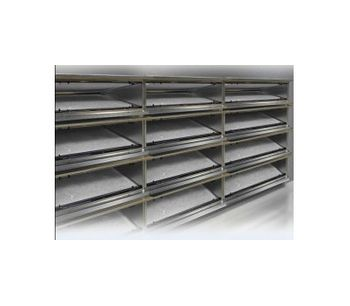 Dynamic - Model 1 and 2 V-Bank - Commercial Air Handling Systems