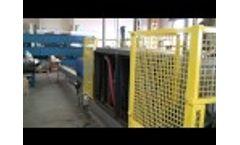 Challenger plastic keg washing system