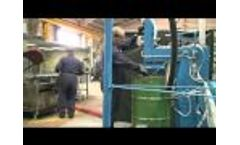 Challenger Drumtech Water De-denter - VIdeo