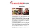 Challenger - Oil Filter Balers - Brochure