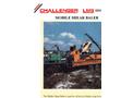 Challenger Mobile Shear Baler - Brochure