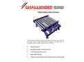 Challenger - Chain Transfer Conveyors - Brochure