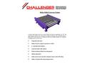 Challenger - Roller Pallet Conveyors - Brochure