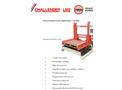 Challenger - Pallet Stacker / De-stacker - Brochure