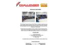 Challenger - Drum Washer & Cask Washer - Brochure