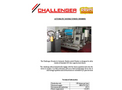 Challenger - Automatic Double Ended Chimber - Brochure