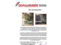Mass Measuring Balers - Brochure