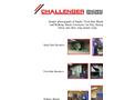 Bale Breakers & Walking Beam Conveyors - Brochure