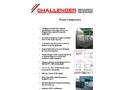 Challenger - Waste Compactors - Brochure