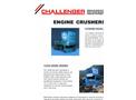 Challenger - Engine Crushers - Brochure