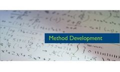 Method Development Services