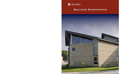 Building Engineering Brochure