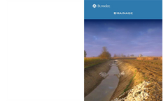 Drainage Drainage Services Brochure