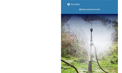 Hydrogeological Services Brochure